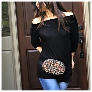 Handbags - Parisian Coco fanny pack bag